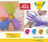 Exfoliating Body Scrub Glove Buy 2 Get Free