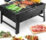 Portable Folding Charcoal BBQ Barbecue Grill Camping Plus