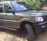 Mahindra Scorpio Double Cab 2011