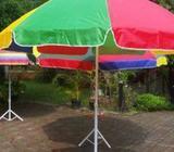 Umbrella & Garden
