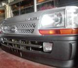 Toyota Hiace LH 172 Super GL light set