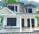 New Build House for Rent in Angoda