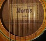Morris Semi Acoustic Guitar