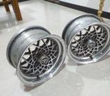 13' Alloy Wheels