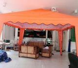 Canopy Tent Assemble