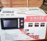 Brand New Singer Microwave