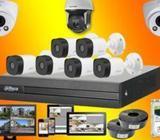 6 CH CCTV Camera Systems (1080P