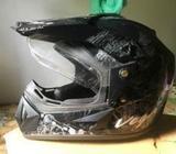 Vega Off-Road Full Face Helmet