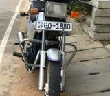 Honda CB 125 2004