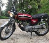 Honda CD 125 CG 1979
