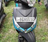 Yamaha Ray 2018