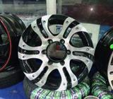 14' Alloy Wheels