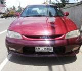Ford Laser Duplicate 1995