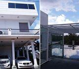 Three Storied Super Luxury House in Nittambuwa