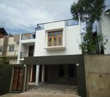 Brand New Two Story House in Thalawathugoda