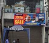 Showroom for Rent in Galle Road Facing Mount Lavinia