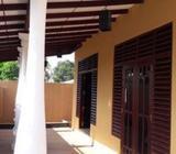 House For Rent - Hunupitiya, Wattala