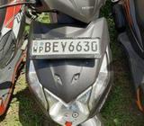 Honda Dio Used 2017