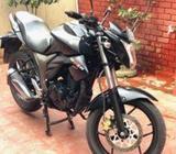 Suzuki Gixxer 150 cc 2016