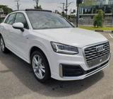 Audi Q2 S-Line 2019