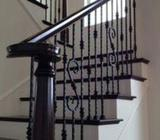 Handrail . Gate