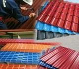 Roofing Construction Steel & Wood