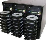 DVD Copying Events, Concerts