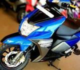 TVS Ntorq 125 BLUE DISC 03 2019