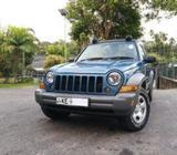 Jeep Cherokee 2.4cc 2005