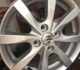 "14"" Inch Wagon R original alloy wheel set"