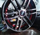 "12"" Inch New Alloy wheel set"