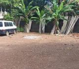 Land for Rent in Nugegoda