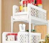 Kitchen Storage Basket Drawyer