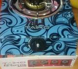 Single Glass Top Gas Stove