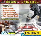 D-MAX Auto Care