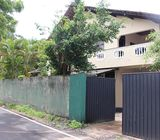 Two Storied House Built on 16.8 Perches Land for sale in Ja-Ela