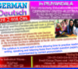 IELTS and German Language classes