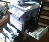 Toshiba 355 photocopy machine