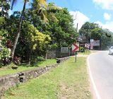 36 Perches Land for Sale at Miriswatta, Minuwangoda, facing Kurunegala road.
