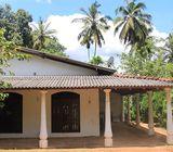 House For Sale in Nedungamuwa, Weliweriya