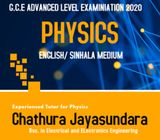 A/L PHYSICS - THEORY/REVISION (Sinhala/English medium)