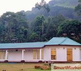 250 perches land and house for sale in Hanthana