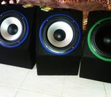 Sub woofer Buffel
