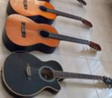 Classical guitars USA