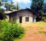 42 perches Land With Half Complete House for Sale in Bogamuwa, Yakkala.