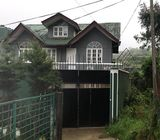 Three Storied Building Commercial Building for Sale at Nuwara Eliya