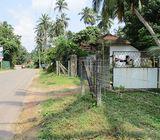 Valuable Property for Sale in Katana, Negombo, facing Katana Road.