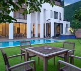 Luxury house for urgent sale with furnitures