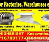 Roof exhaust fans srilanka , roof ventilators, turbine ventilators ,Exhaust fans Srilanka. air venti