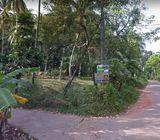 Valuable Land for Sale at Nittambuwa.